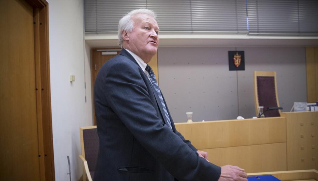 Tor Kjærvik har vært forsvarer i flere store straffesaker siden han startet advokatpraksis mot slutten av 80-tallet.