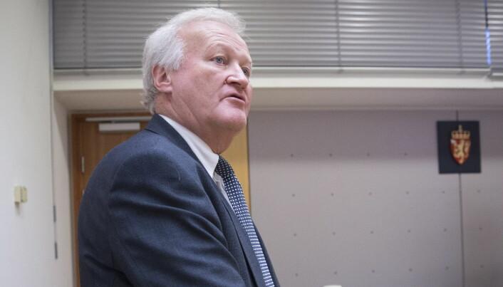 Advokat Tor Kjærvik skutt og drept i Oslo