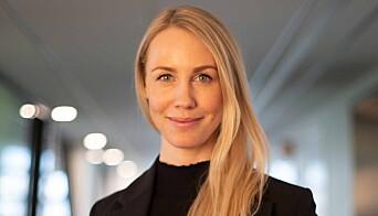 Therese Ljosdahl.