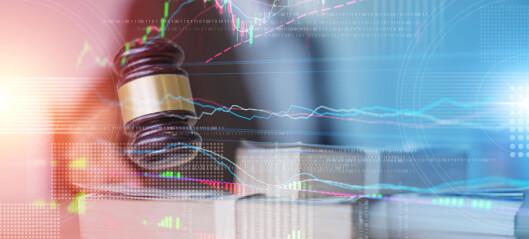 - Rettsvitenskap blir mer attraktivt med flere studiesteder og nye fagdisipliner