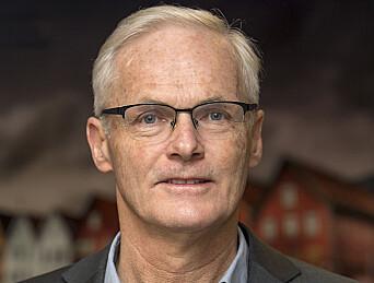 Lars Sørgard.