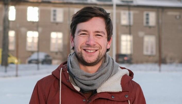 Andreas Sjalg Unneland er kandidat til Oslobenken for SV.