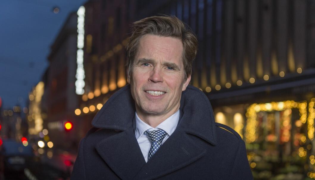 Marius Dietrichson er leder av Forsvarergruppen i Advokatforeningen.