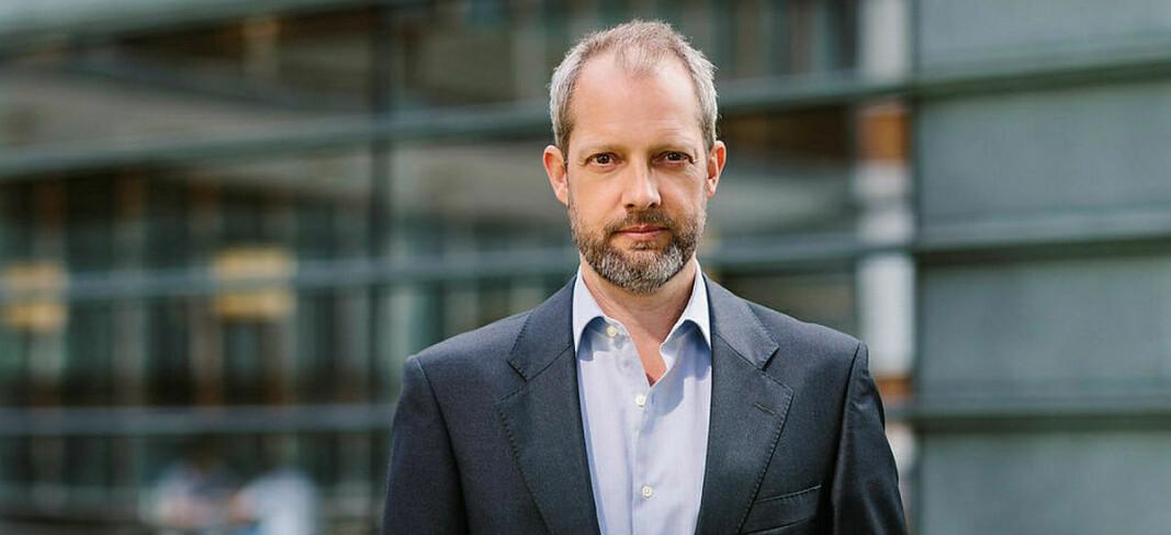 Halvor E. Sigurdsen i NHO mener at et absolutt forbud mot styreverv er for strengt, og vil få uheldige konsekvenser.