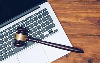 Klart for runde to: Domstolenes IT-system ute av drift fra torsdag ettermiddag