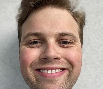Jeppe Strømseng.