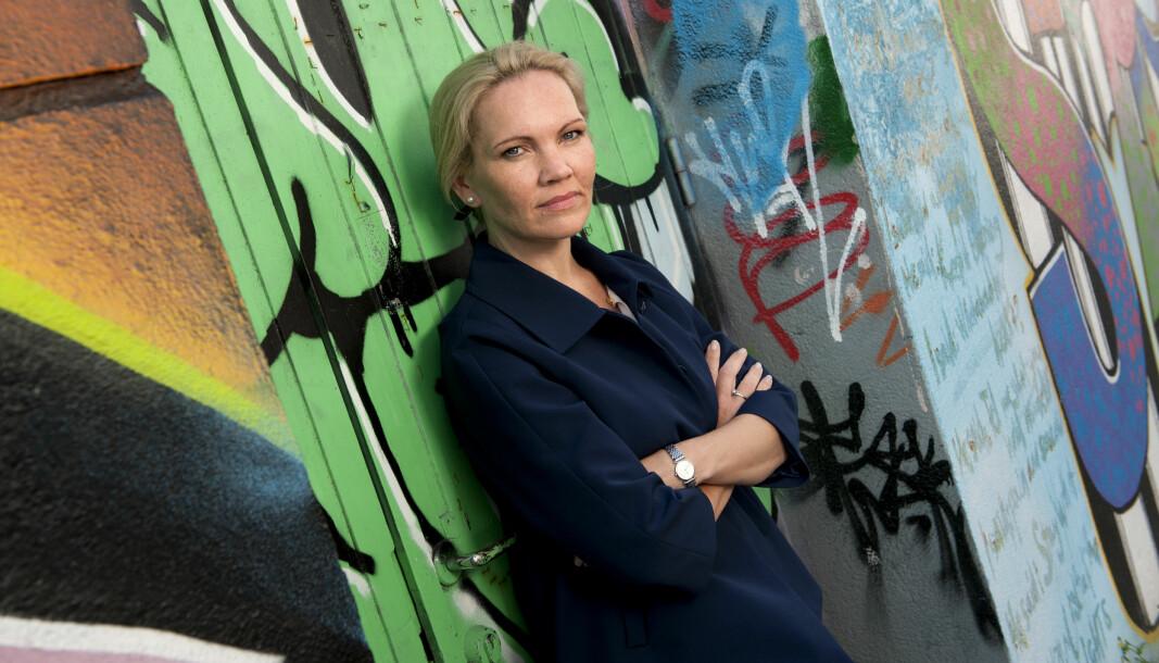 Maria Hessen Jacobsen er glad for at det utvikler seg rettspraksis om pandemi-fradrag på fengselsstraffer.