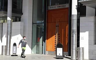 Oslo tingrett avviser dårlig ventilasjon etter at alle tilstedeværende i en rettssak ble definert som nærkontakter