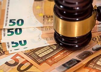 Ny undersøkelse: Norske advokatfullmektigers lønninger langt bak Europa-toppen