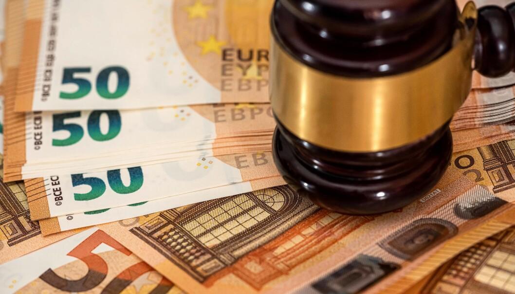 I flere europeiske land får advokatfullmektigene bedre betalt enn i Norge.