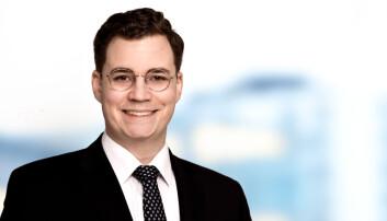Tyske Friedrich-Maximilian Høines Scriba startet nylig i SANDS.