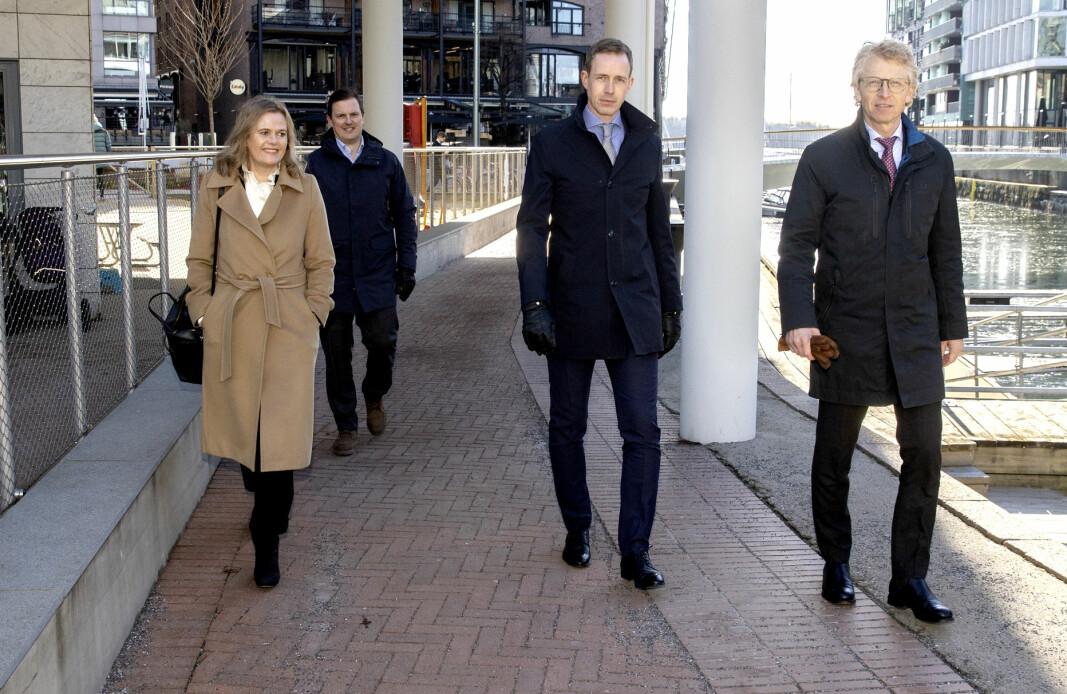 Kari-Ann Mosti, Thomas Borch-Nielsen, Anders Nordli, og Jacob S. Bjønnes-Jacobsen i Grette går i samme retning.