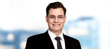 Friedrish-Maximilian Høines Scriba til SANDS