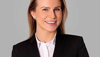 Caroline Wold Knudsen.