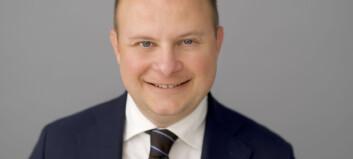 Sven Magnus Rivertz til Norsk Eiendom