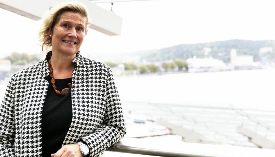 - Skal advokatstanden klare seg like godt fremover må vi gjenspeile samfunnet på en bedre måte, sier Anne Sofie Bjørkholt