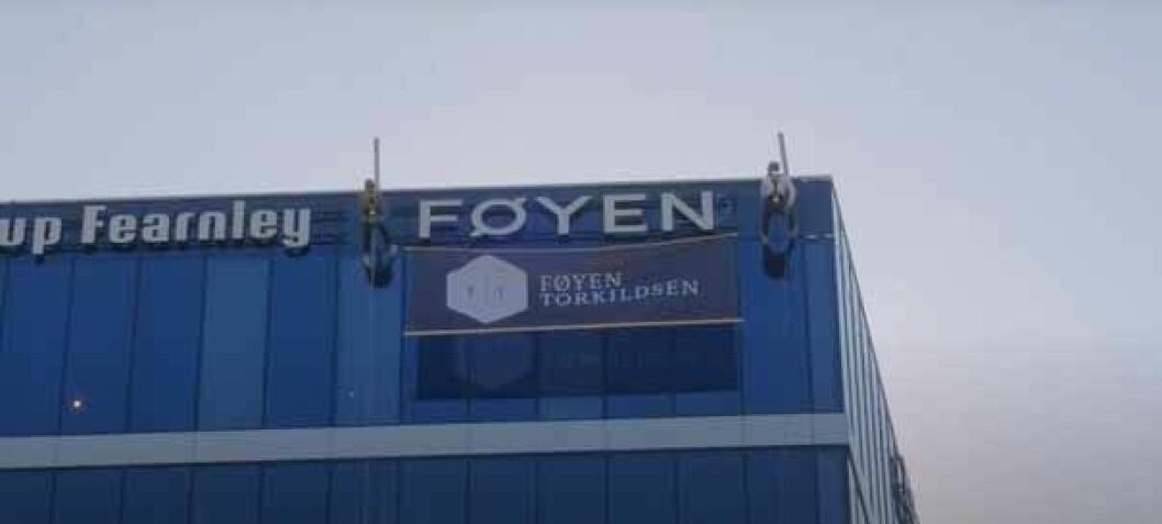 Føyen Torkildsen skifter navn og flytter til Bjørvika