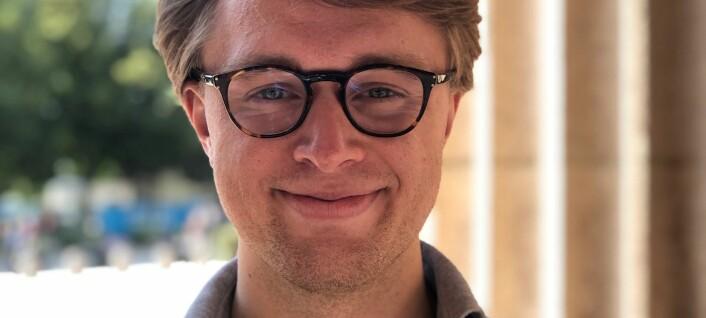 Han er den første studenten på ti år til å fullføre jussen med rent A-vitnemål