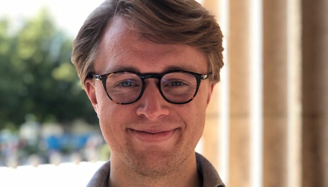 - Nå gleder jeg meg stort til å begynne hos Riksadvokatembetet, sier Mads Fredrik Baardseth.