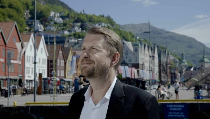 Olav Pedersen er Mp i Harris i Bergen.