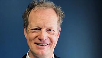 Christopher Helgeby er direktør i Hjort.