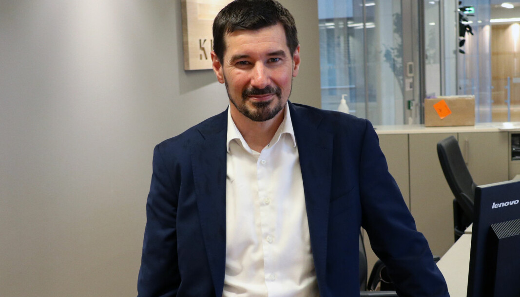 Kluge blir en del av det globale advokatfirmaet CMS, forteller MP Bjørnar Alterskjær.