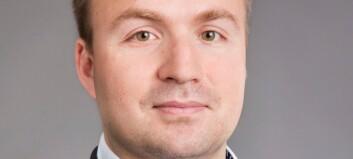 Øyvind Baldersheim til LO juridisk