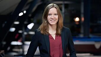 Marthe Lindberg.