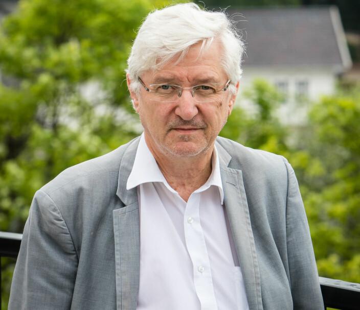 - Den jobben Tore Sandberg har gjort ved å introdusere gjenåpningssystemet - og det han har klart i Fritz Moen-saken, Liland-saken og Orderud, er fantastisk, sier Arvid Sjødin.