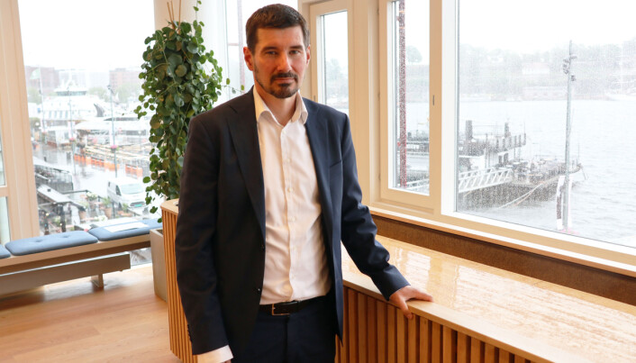 Bjørnar Alterskjær er managing partner i Kluge.