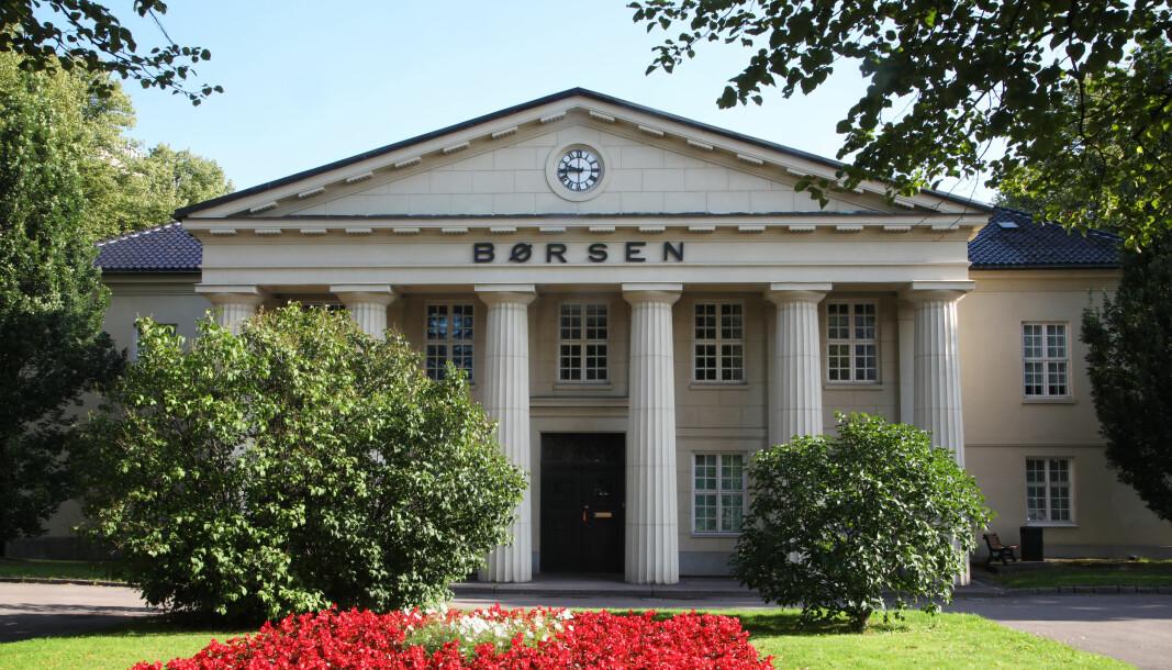 Euronext VPS flytter til neste år inn i Børs-bygget i Oslo. Bygget skal først renoveres.