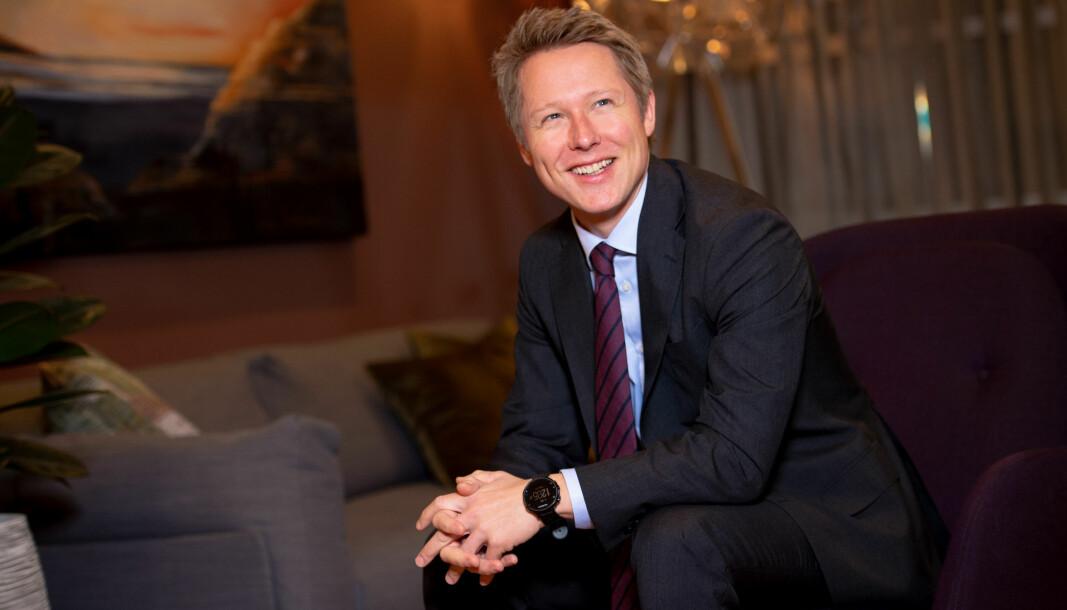 Frank Aase ser frem til å bli en del av det internasjonale samarbeidet med Andersen Global.