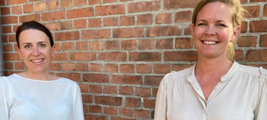 Startet nisjefirma for mekling - får saker fra forsikringsbransjen