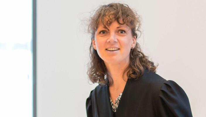 Advokat Heidi D. Stubberud har ansvar for HELPs mekle-prosjekt.