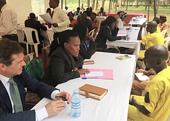 Advokatforeningen setter sluttstrek i Uganda og Guatemala