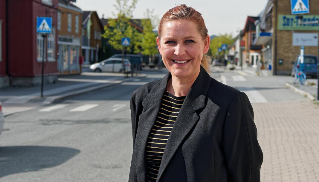 Odelsloven kan føre til bitre familiestrider, sier Jenny Smolan. - En del som ikke ønsker å overta, føler seg tvunget til det, tror hun.