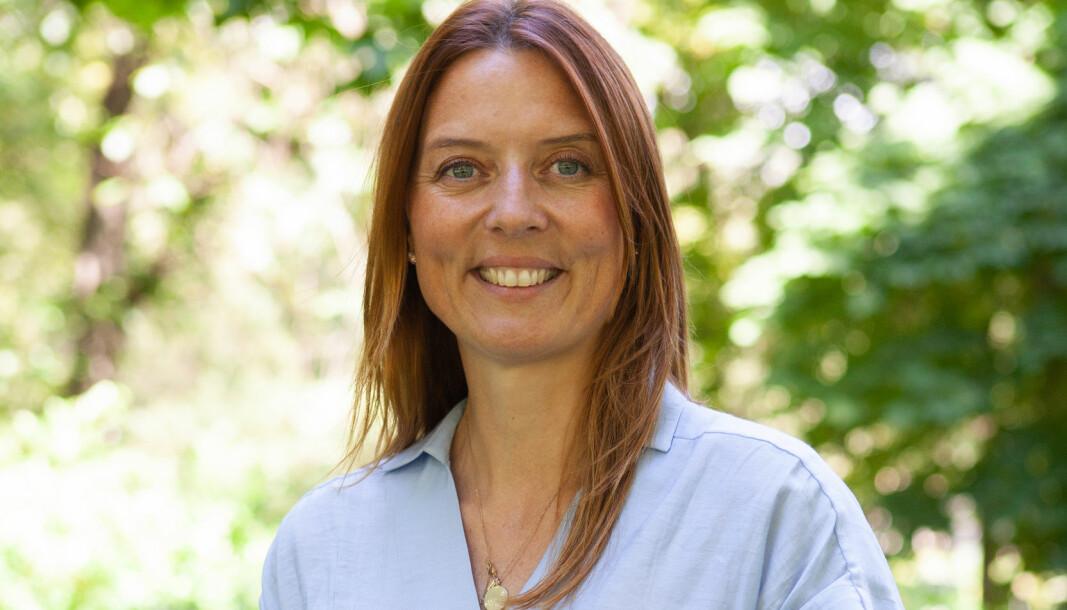 Elise Johansen har spesialisert seg på internasjonale og nasjonale regler innen hav- og miljørett, deriblant EUs regelutvikling.