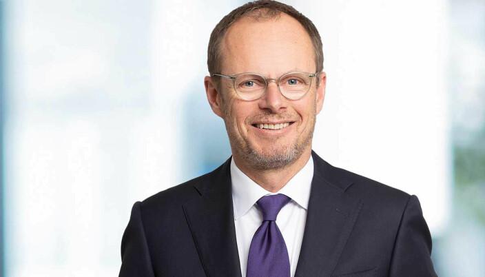 Marius L. Andresen er managing partner i Kvale, et av de tjue største advokatfirmaene som vokste prosentmessig mest i fjor.