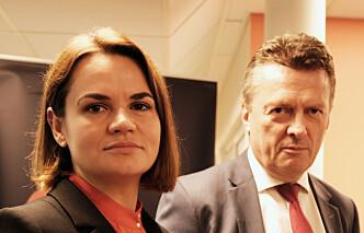 - Advokater i Hviterussland trenger vår støtte
