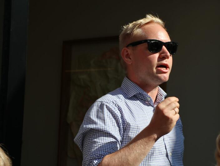 Advokatfullmektig Ola Hermansen i Hjort tok ordet i debatten.