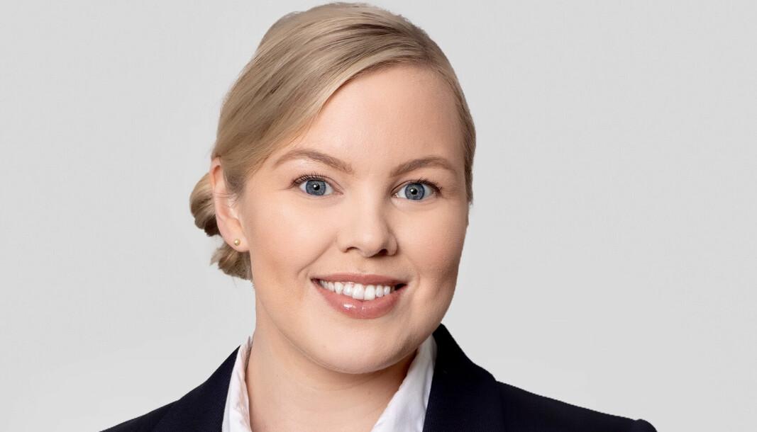 Lisa Eian etablerte nylig sin egen advokatvirksomhet.