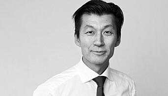 Joakim Bakke-Nielsen i IBF Legal.