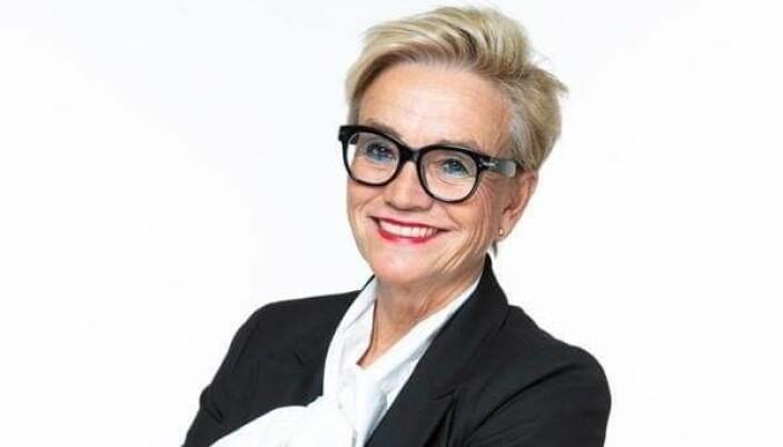 Advokat Gunhild Lærum i Advokatfirmaet Lærum, Lier, Stende & Berven på Lillestrøm.
