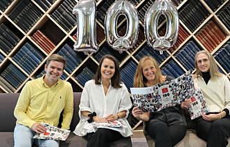 Advokatbladet 100 år!