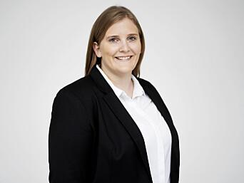 Ragnhild Klungervik Berdal.