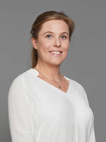 Kristine Halvorsen.