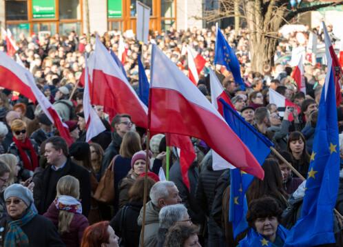 EU vil gi Polen dagbøter for manglende rettssikkerhet