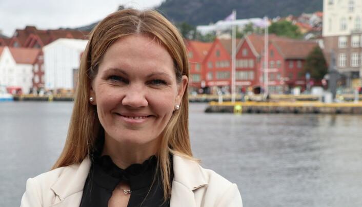Elden-advokat Maria Hessen Jacobsen får Rettssikkerhetsprisen
