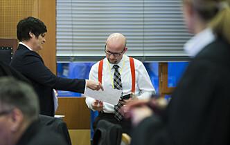 Eks-advokaten i Lime-saken dømt til to år og ni måneders fengsel