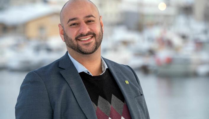 Farid Shariati.